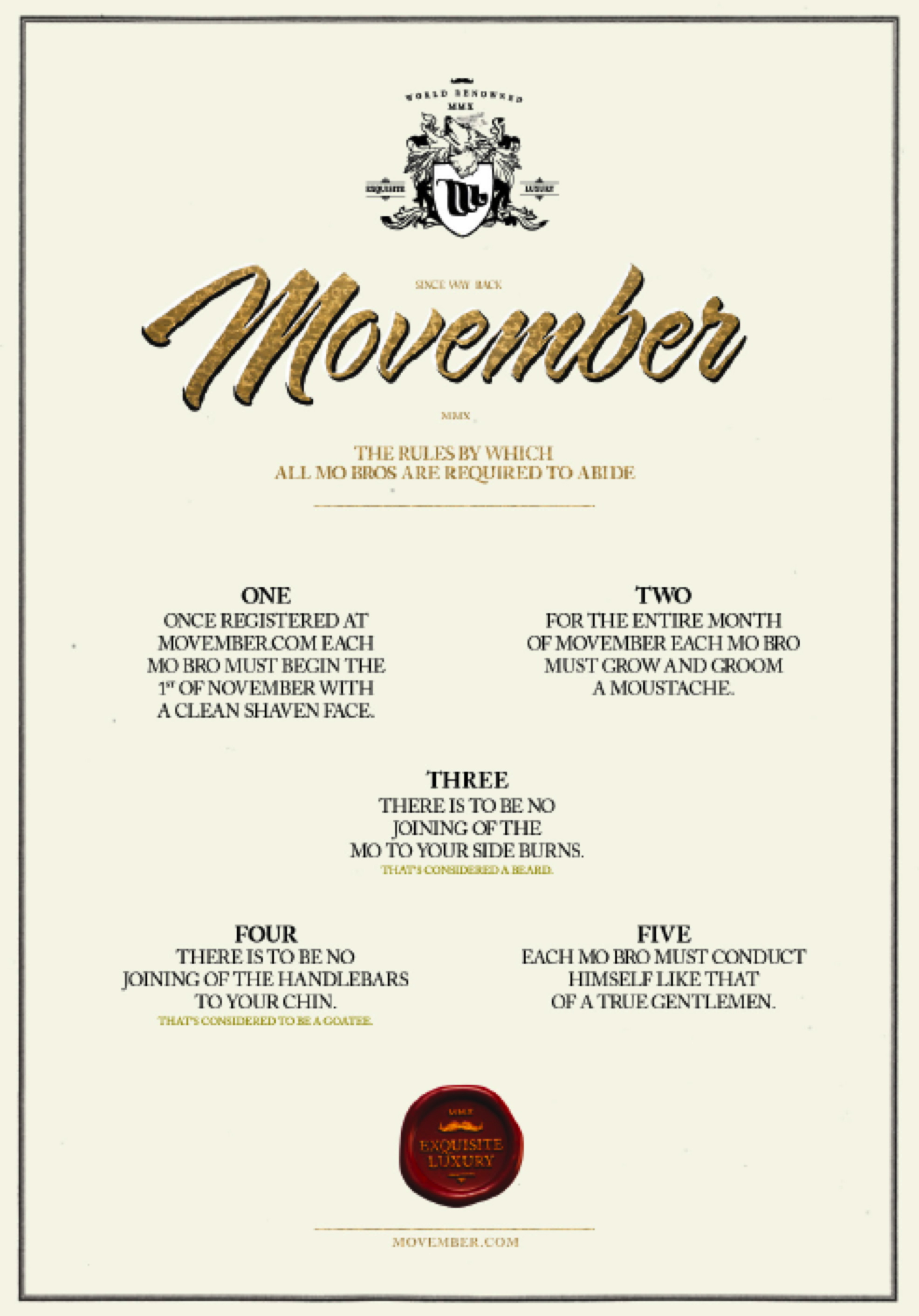 Forum on this topic: WTF Is Movember, wtf-is-movember/